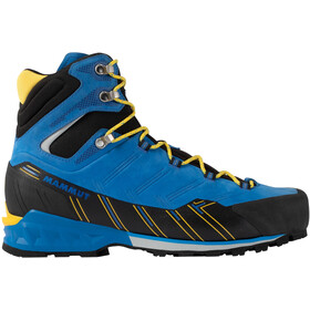 Mammut Kento Guide High GTX Scarpe Uomo, dark gentian/freesia